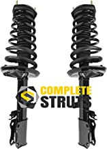 Rear Quick Complete Struts & Coil Spring Assemblies Compatible with 1997-2001 Toyota Camry V6 (Pair)