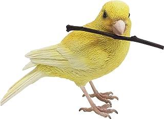 小鳥 造形 バーディ ビル カナリー (カナリア) 5×12×11cm 2371