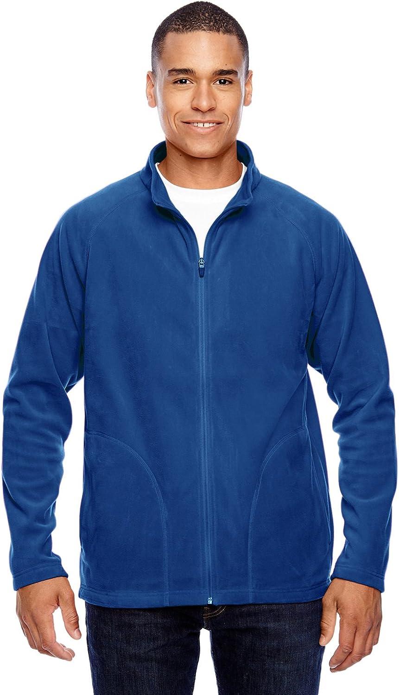 TM365 Men's 世界の人気ブランド 保障 Tm36-tt90-campus Microfleece Jacket