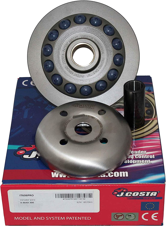 J.COSTA IT606PRO Variator [Alternative dealer] mart PRO X 300cc MAX Yamaha