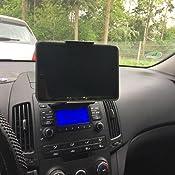Ppyple Cd Nt Cd Schlitz Kfz Halterung Für Handy Smartphone Navi Tablet Pc 5 10 Zoll Usw Elektronik