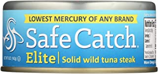 Safe Catch Elite Wild Tuna, 142 gm