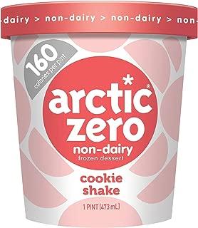 Arctic Zero, Non-Dairy Desserts, Cookie Shake, 16 oz (Frozen)