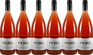Faubel Spätburgunder Rosé 2020 Trocken 6 x 1.0 l