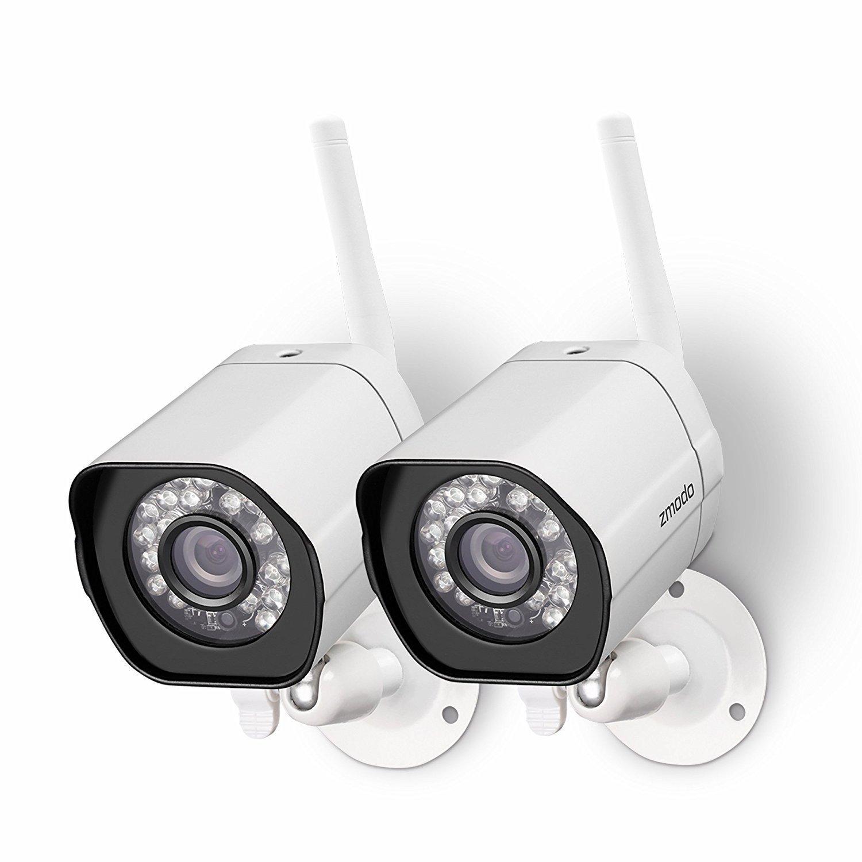 Zmodo Wireless Security Outdoor Cameras