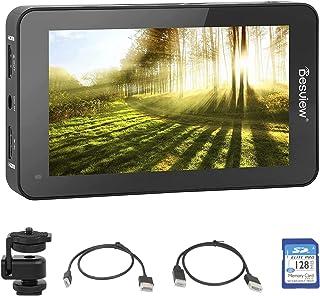 【国内正規品】 Desview R6 カメラ用モニター 5.5インチ 高輝度2800nit 4K入力 HDR対応 1920×1080 HDMI入出力 安心国内サポート&日本語説明書付属