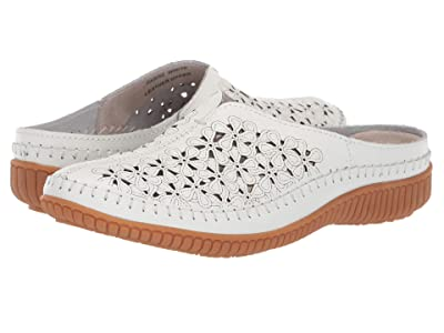 Spring Step Parre (White) Women
