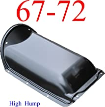 0849-218 67-72 Chevy High Hump Transmission Cover 2WD 4WD Big Block