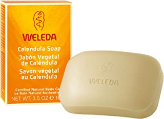 Weleda 9894 Calendula-Pflanzenseife, 100 g
