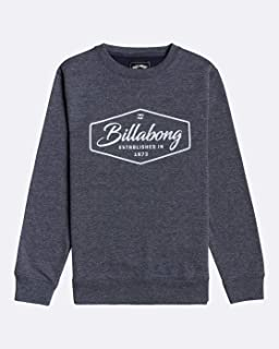 BILLABONG Trademark - Felpa da Ragazzo Felpa Bambini e Ragazzi
