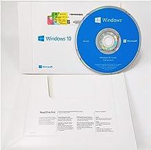 Windows 10 Home 64 Bit System Builder OEM | DVD Disc | English