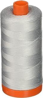 Aurifil A1050-2600 Mako Cotton Thread Solid 50WT 1422Yds Dove