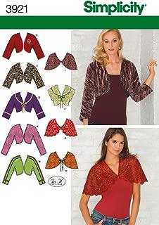 Best bolero shrug sewing pattern Reviews