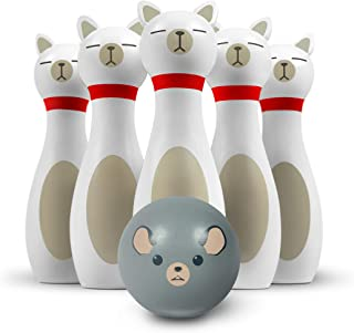 Fred & Friends Bowling Alley Cats