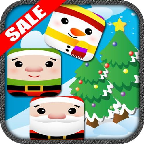 Santas Christmas Tower Stacker Holiday Game Kids App (Kindle Tablet Edition)