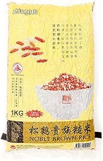 SongHe Noble Brown Rice, 1kg (Vacuum Packed)