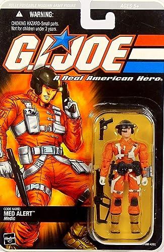 Hasbro GI Joe Style vintage Figure Med Alerte