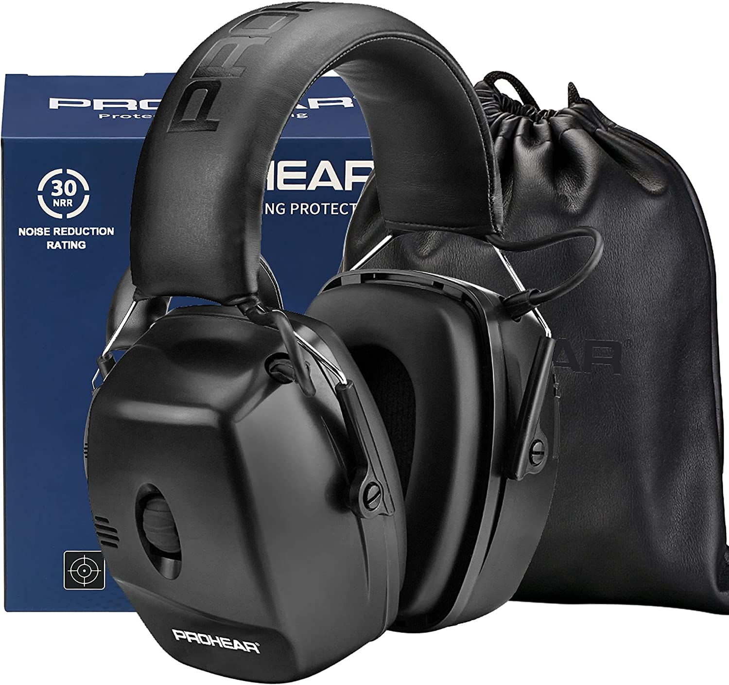 PROHEAR 056 30dB Highest NRR Digital Electronic Shooting Ear Protection