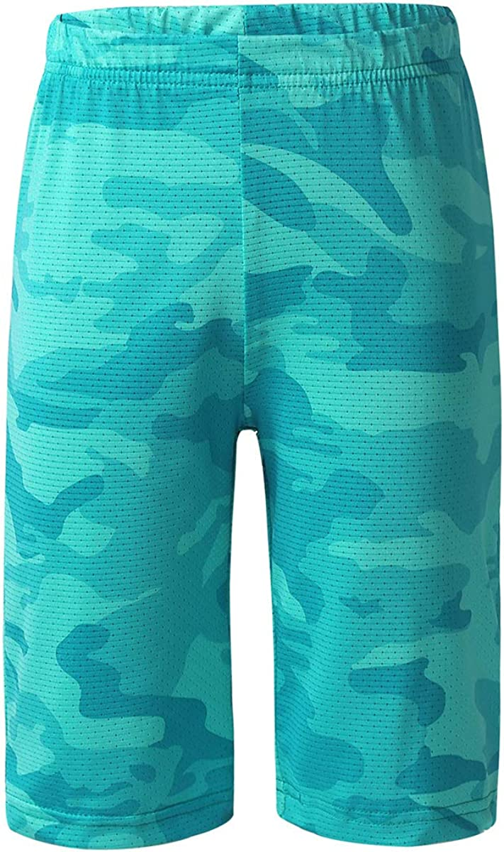 JEATHA Kids Boys One Piece Quick Drying Mesh Pants Gymnastic Sports Yoga Workout Activewear Casual Wear