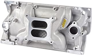 NEW WEIAND STREET WARRIOR INTAKE MANIFOLD WITH VORTEC CYLINDER HEADS L31 NON//EGR 262-400CI FITS CHEVY SMALL BLOCK V8
