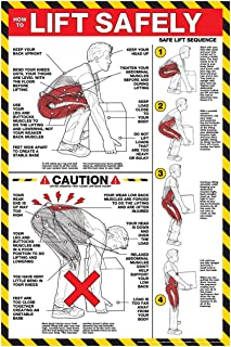 How to Lift Safely (English)