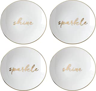 kate spade holiday plates