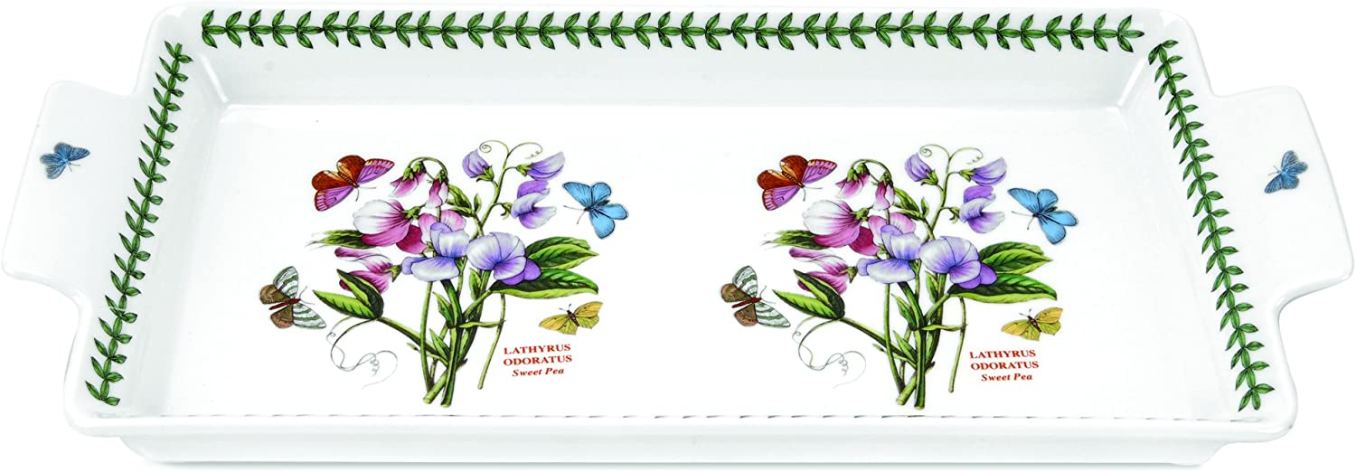 Portmeirion Botanic Garden Sandwich Tray Handles Ranking TOP4 with Selling