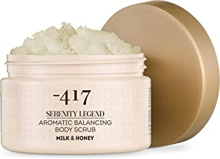 -417 Dead Sea Cosmetics Vegan Mineral Shaving Cream for Close & Clean Shave With No Irritation - Suitable for All Skin Types Serenity Legend Collection
