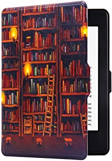 GOGUDIZ Slim Case for Kindle Paperwhite(10th Generation-2018), Smart Shell Cover with Auto Sleep Wake Feature for Kindle P...