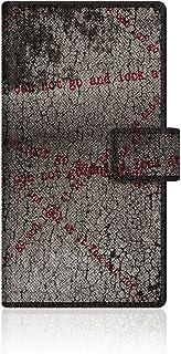 CaseMarket Amazon.co.jp 【手帳式】 CaseMarket AQUOS ZETA (SH-01G) スリム ケース [ レディー ヌード アメリカン ロックンロール インディアン ]  SH-01G-VCM2D2124