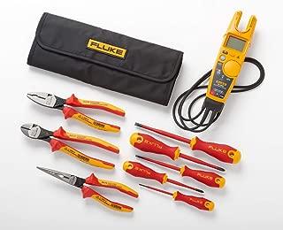 Fluke T-6 Tester + Hand Tool Starter Kit Bundle
