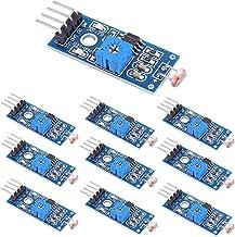 Haljia Photor/ésistance Relais module de commande//Light commutateur de commande//pas de capteur de lumi/ère module Dc24/V
