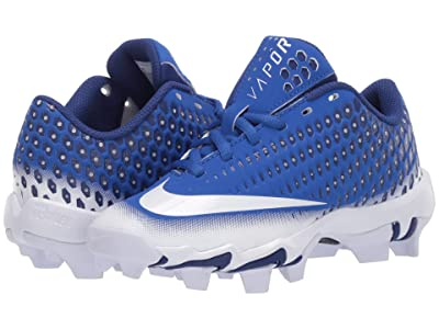 Nike Kids Vapor Ultrafly 2 Keystone Baseball (Little Kid/Big Kid) (Game Royal/White/Deep Royal Blue) Boys Shoes
