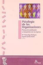 Psicología de las organizaciones : proceso de socialización y compromiso con la empresa