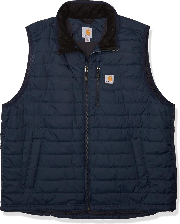 Carhartt Men's Rain Defender Relaxed Fit Lightweight Insulated Vest