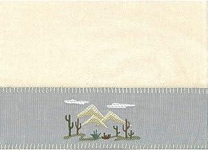 Avanti Linens Cactus Landscape Hand Towel, Ivory