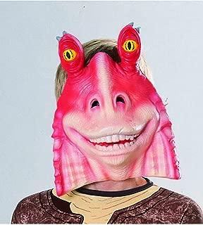 Rubie's Costume Co Jar Jar Binks 3/4 Pvc Mask Costume