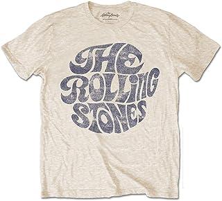 ROLLING STONES ローリングストーンズ VINTAGE 70S LOGO/Tシャツ/メンズ 【公式/オフィシャル】