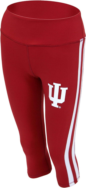 Indiana Ranking TOP18 35% OFF Hoosiers NCAA Yoga Leggings Pant