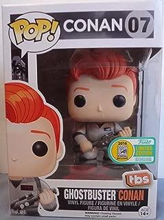 Funko Pop! Conan O'Brien Ghostbuster Conan #07 (2016 SDCC Exclusvie)