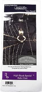Westalee Sew Steady Ruler Foot Starter Package High Shank Special