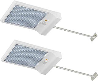 comprar comparacion Lámpara solar Luces de jardín 42 LED Foco solar al aire libre LED Sensor de movimiento IP65 Luz impermeable para carretera...