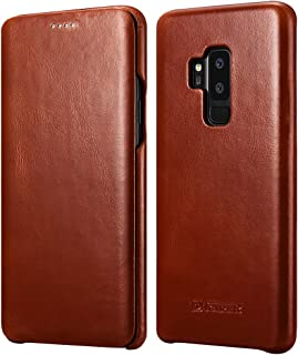 samsung galaxy s9 plus leather case