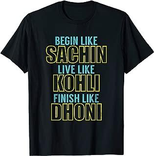 Indian Cricket Team Jersey Shirt