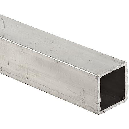 "2/"" X 2/"" X 1//8/"" X 36/"" Long Square Aluminum Tubing LOT OF 2"