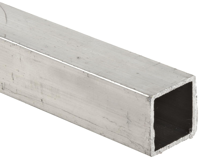 "1-1//4/"" x 1-1//4/"" x 72/""-Long x 1//8/"" Thick 6063 T52 Aluminum Channel"
