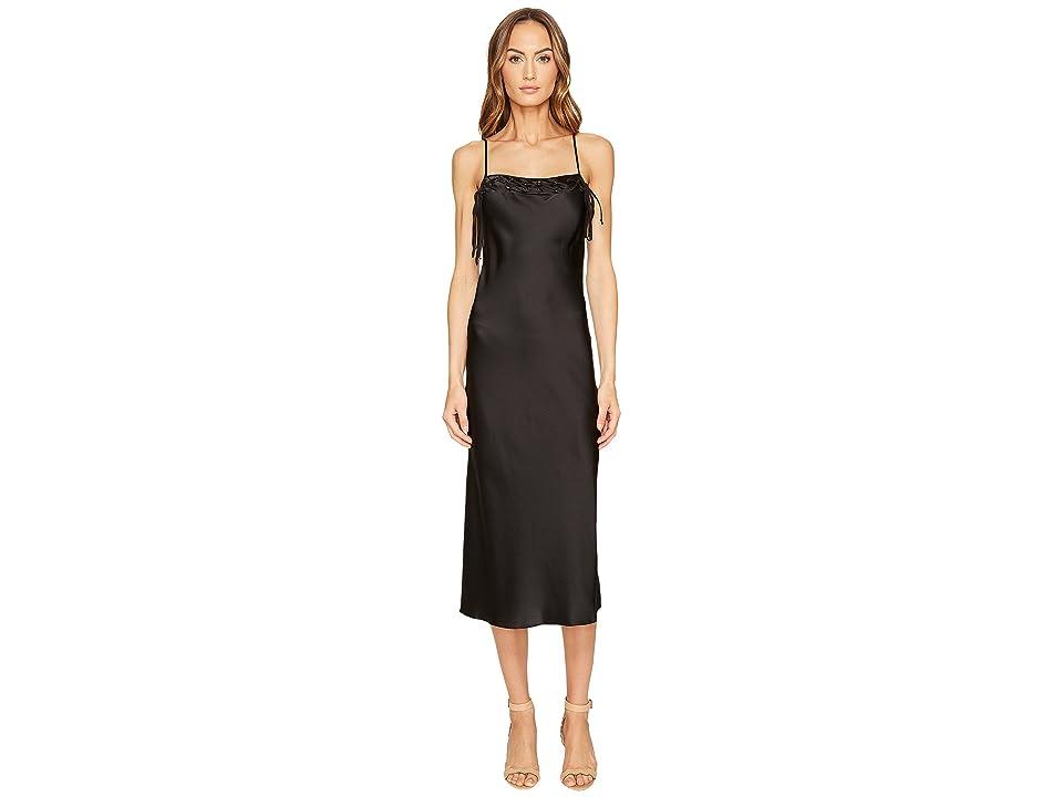 Marysia Hana Dress Cover-Up (Black) Women