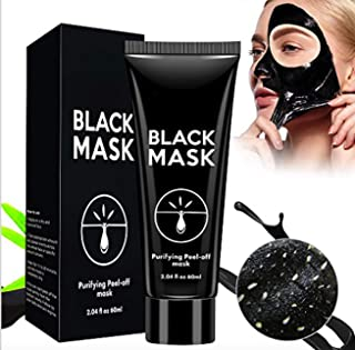 Anti-Acne Blackhead Solution Mask for Purifying Skin