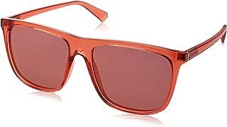نظارات شمسية مربعة للجنسين من بولارويد - لون زهري
