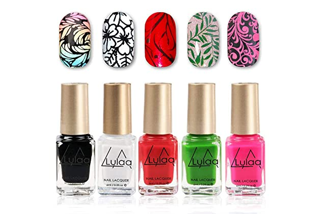 Best Nail Polish For Stamping Amazon Com
